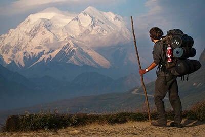 gear used for trekking