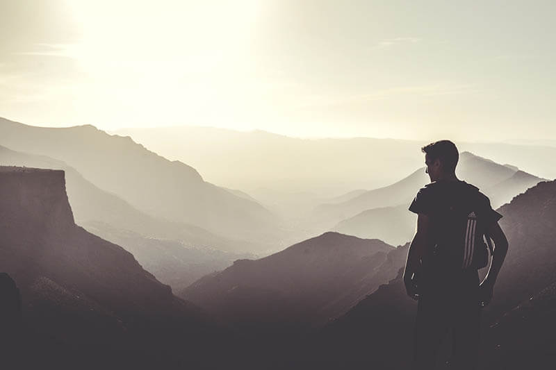 5 little known benefits of hiking