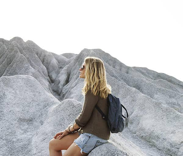 reduced anxiety and stress benefits of hiking