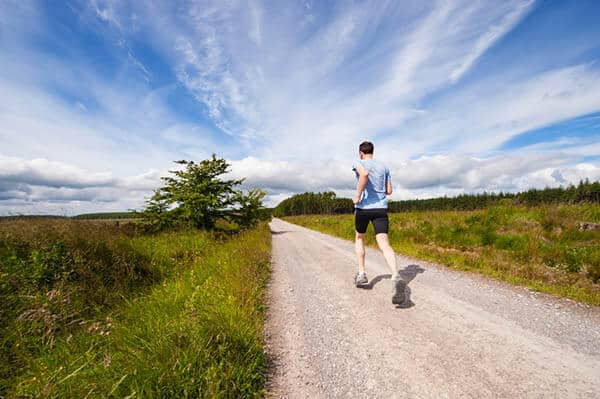 hill runs to improve uphill hiking speed