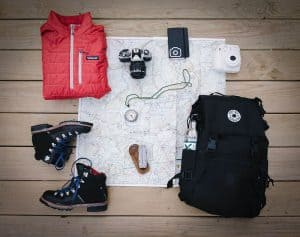 hiking gear for beginners