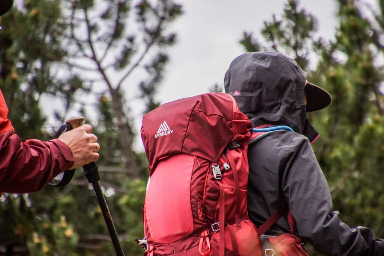 backpack weight for hiking